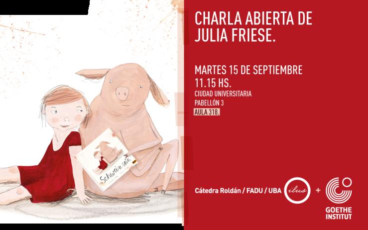 Julia-Friese